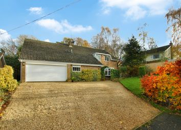 Thumbnail 4 bed detached house for sale in Reeves Lane, Wing, Oakham