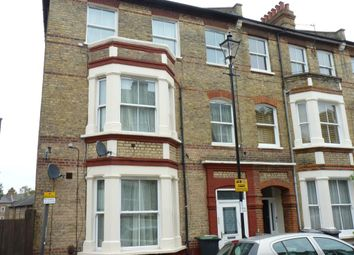 Thumbnail 1 bed flat to rent in Peak Hill Gardens, London