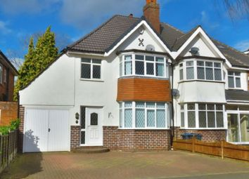 3 bed semi-detached house for sale in Wycome Road, Hall Green, Birmingham B28