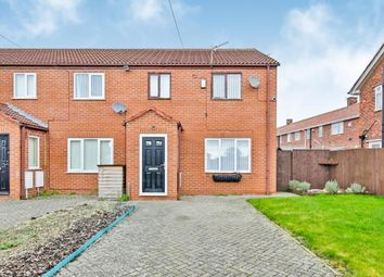 Thumbnail 3 bed end terrace house for sale in Lanethorpe Crescent, Darlington, Co Durham