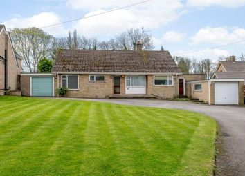 Thumbnail 3 bed detached bungalow for sale in Stamford Road, Marholm, Peterborough
