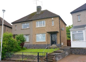 Thumbnail 2 bed semi-detached house to rent in Wester Drylaw Place, Drylaw, Edinburgh