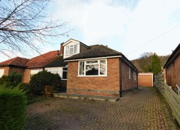 Thumbnail 3 bed semi-detached bungalow for sale in St. Bernards Road, Whitwick, Coalville