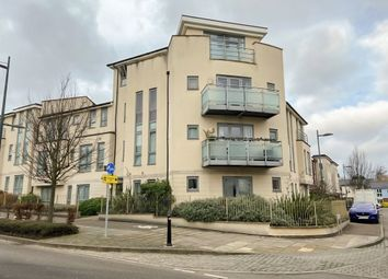 Thumbnail 2 bed flat for sale in Springhead Parkway, Northfleet, Gravesend