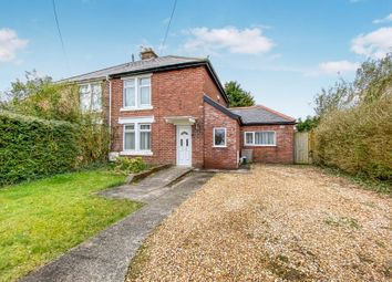 Thumbnail 3 bed semi-detached house for sale in Hinchsliff Avenue, Barry