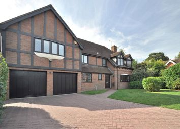 Thumbnail 5 bed detached house for sale in Farrington Place, Chislehurst, Kent