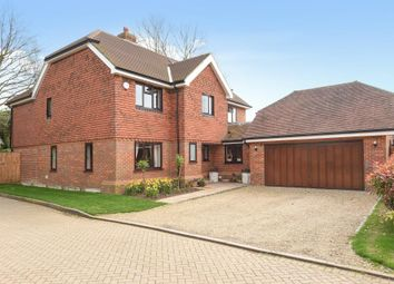 Thumbnail 5 bed detached house for sale in Thorpe Village, Surrey