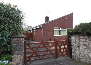 Thumbnail 3 bed detached bungalow for sale in Knightcott Road, Banwell