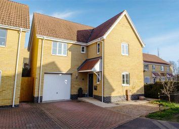 Thumbnail 4 bed detached house for sale in Lower Reeve, Great Cornard, Sudbury, Suffolk