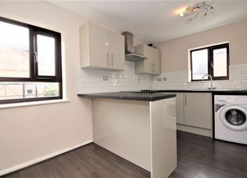 Thumbnail 2 bed flat for sale in Hallywell Crescent, Beckton