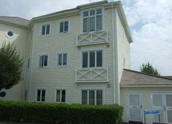 Thumbnail 1 bed flat for sale in Holborough Lakes, Snodland