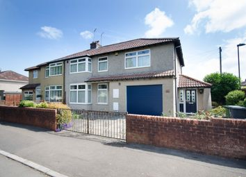 Thumbnail 4 bedroom semi-detached house for sale in Hillhouse Road, Bristol