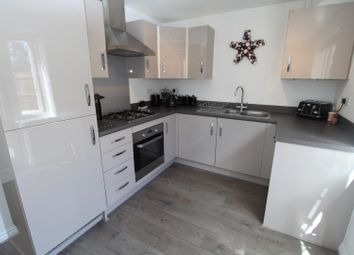 Thumbnail 3 bed semi-detached house for sale in Drayhorse Crescent, Woburn Sands