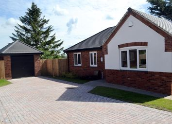 Thumbnail 3 bed detached bungalow for sale in Burton Road, Midway, Swadlincote