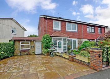 Thumbnail 3 bed semi-detached house for sale in Branch Road, Ilford, Essex