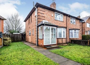 Thumbnail 3 bed semi-detached house for sale in Severne Road, Acocks Green, Birmingham, West Midlands
