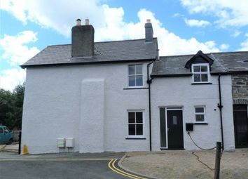 Thumbnail 3 bed semi-detached house to rent in Minafon, West Street, Rhayader, Powys