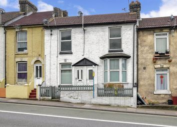 Thumbnail 2 bed flat for sale in Chatham Hill, Chatham, Kent
