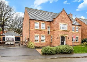 Thumbnail 5 bed detached house for sale in Kinross Road, Greylees