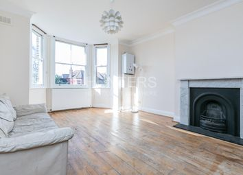 Thumbnail 3 bed flat to rent in Exeter Road, London