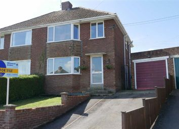 Thumbnail 3 bed semi-detached house for sale in The Crescent, Summerhayes, Cam