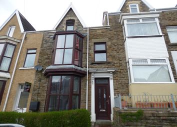 Thumbnail 5 bed terraced house to rent in Cromwell Street, Mount Pleasant, Swansea