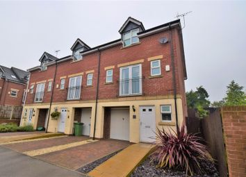 Thumbnail 3 bed end terrace house for sale in Occupation Lane, Edwinstowe, Mansfield