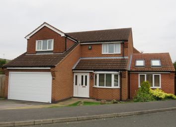 Thumbnail 4 bed detached house for sale in Raysmith Close, Southwell