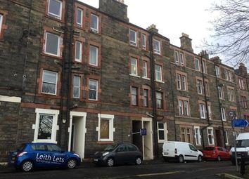 Thumbnail 1 bedroom flat to rent in Hawthornvale, Edinburgh