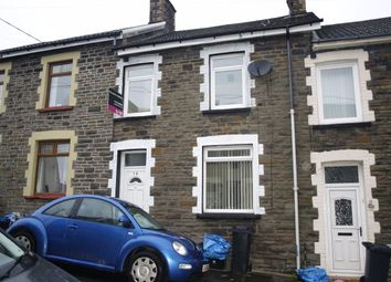 Thumbnail 3 bed terraced house to rent in Fell Street, Treharris