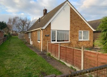 Thumbnail 3 bedroom detached bungalow for sale in Westfield Drive, North Greetwell, Lincoln