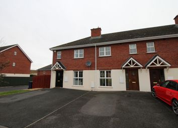 Thumbnail 3 bed property for sale in Ballynadrone Meadows, Magheralin, Craigavon