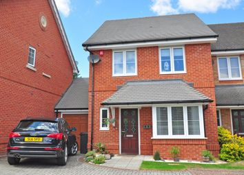 Thumbnail 4 bedroom semi-detached house to rent in Bushnell Place, Maidenhead