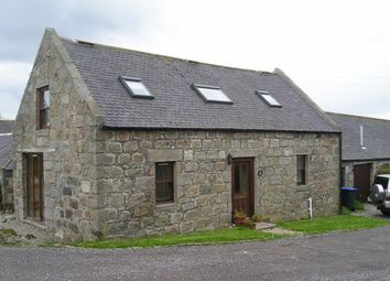Thumbnail 3 bedroom cottage to rent in Drumoak, Banchory