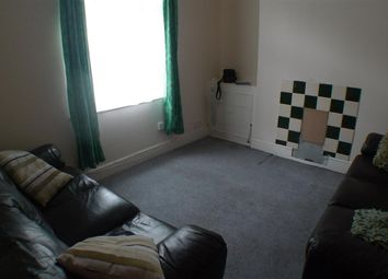 Thumbnail 4 bedroom terraced house to rent in Bedford Street, Cathays, Cardiff