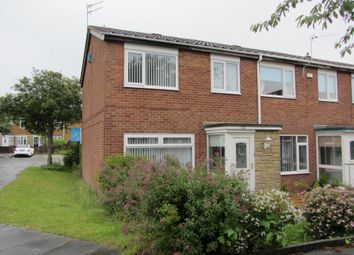 Thumbnail 3 bed end terrace house to rent in Canterbury Avenue, Wallsend
