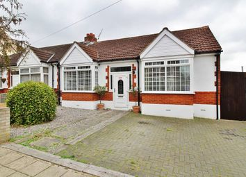 Thumbnail 4 bedroom semi-detached bungalow for sale in Laburnum Avenue, Drayton, Portsmouth