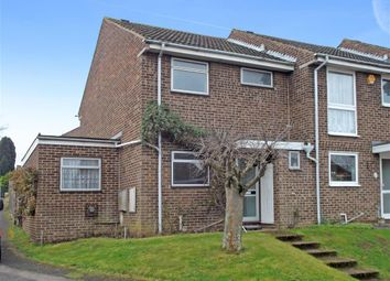 Thumbnail 3 bed end terrace house for sale in Sassoon Close, Larkfield, Aylesford, Kent