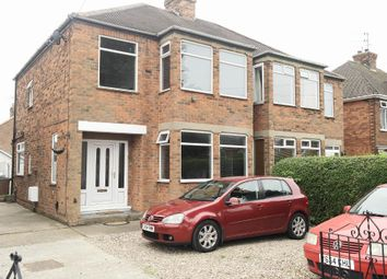 Thumbnail 3 bed semi-detached house for sale in Northolme Road, Hessle, Hull HU13 9Hs