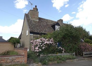 Thumbnail 2 bed semi-detached house for sale in Fen Ditton, Cambridge, Cambridgeshire