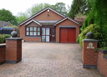 Thumbnail 3 bed detached bungalow for sale in Pool Lane, Winterley, Sandbach