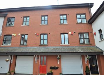 Thumbnail 3 bed terraced house for sale in Luxton Court, Cullompton