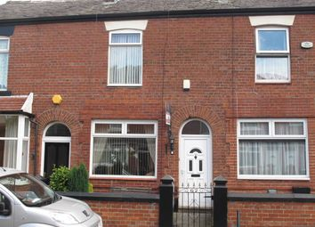 Thumbnail 2 bed terraced house to rent in Coomassie Street, Heywood, Rochdale