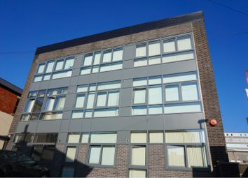 Thumbnail 1 bed flat for sale in Bramble Street, Derby