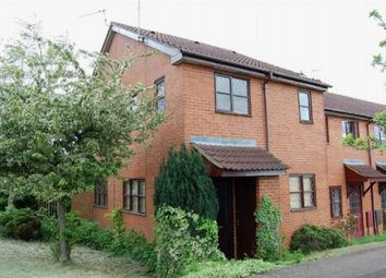 Thumbnail 1 bed property to rent in Hedgeway, East Hunsbury, Northampton