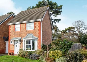 Thumbnail 3 bed detached house for sale in Aintree Road, Stratford-Upon-Avon, Warwickshire