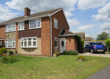 3 bed semi-detached house for sale in Wood Avenue, Coven, Wolverhampton WV9
