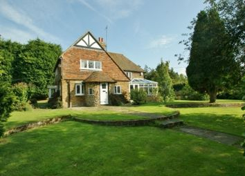Thumbnail 4 bed detached house to rent in Bliby Wood, Mersham