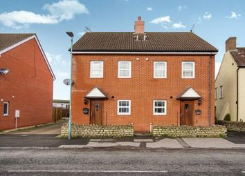 Thumbnail 4 bed semi-detached house for sale in Woodfield Road, Dursley, Gloucestershire