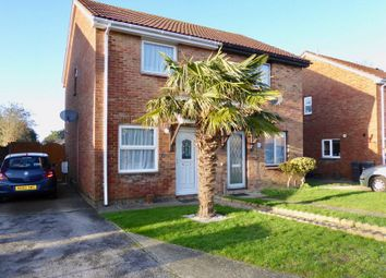 Thumbnail 2 bed semi-detached house for sale in Gunville Crescent, Bournemouth